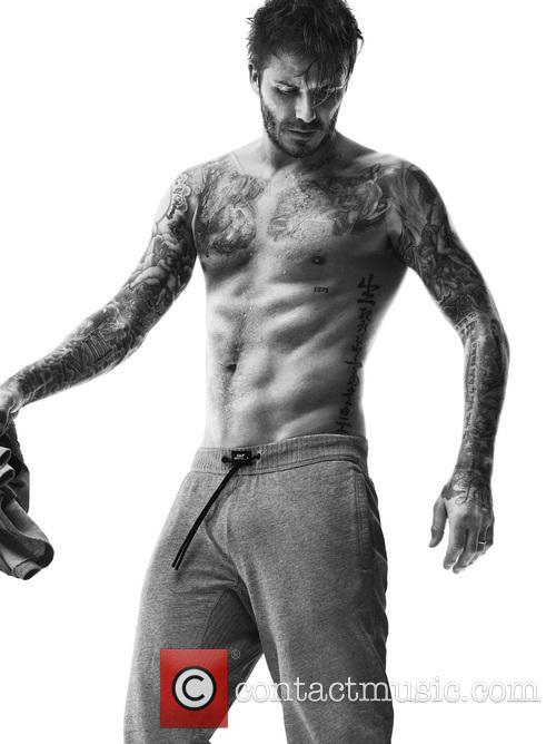 David Beckham A/W14 Bodywear Collection for H&M