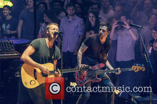Coldplay and Chris Martin 3