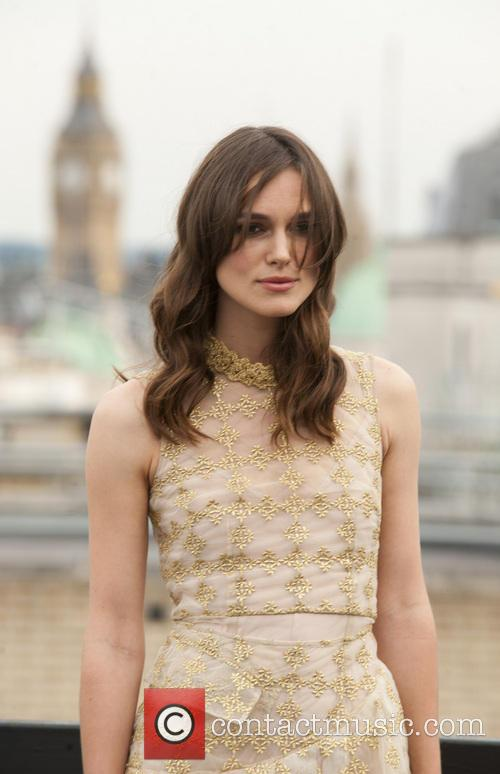 Keira Knightley, Rooftop of Picturehouse Cinemas