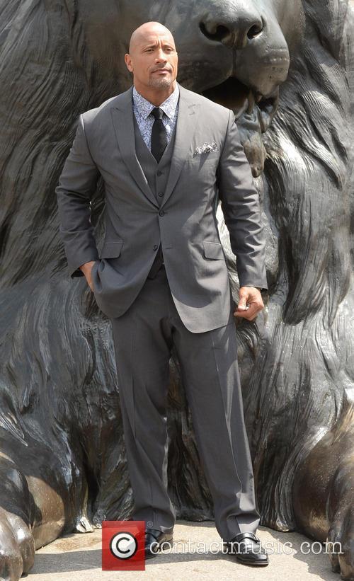 Dwayne Johnson 9