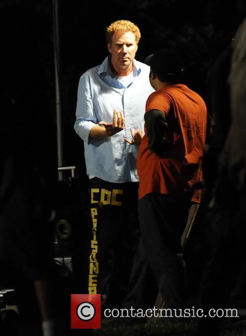 will ferrell will ferrell filming scenes for 4268920