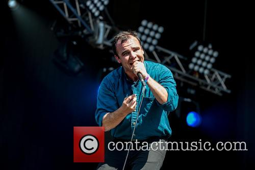 Future Islands Sell 'Letterman' Memorabilia To Raise Money For Baltimore