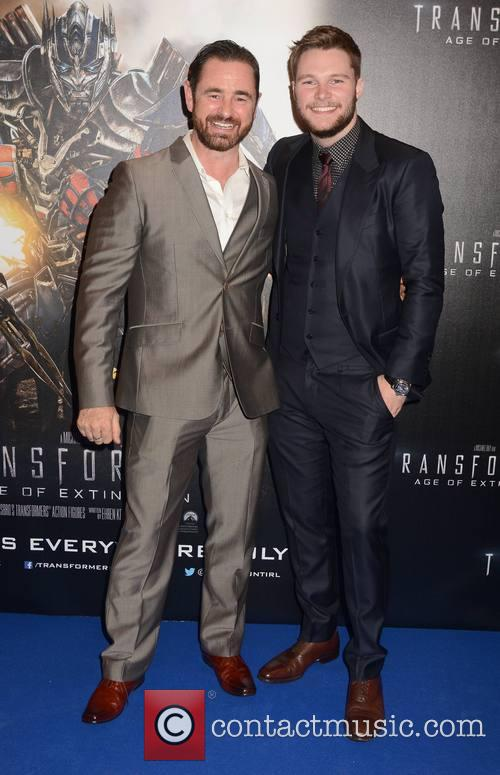 Glenn Keogh and Jack Reynor 4