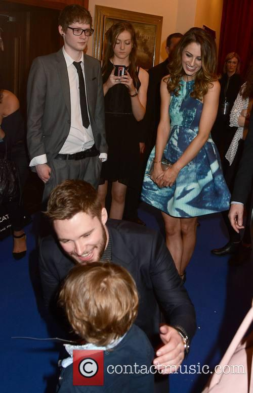 Madeline Mulqueen and Jack Reynor 3