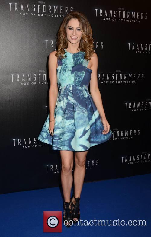 Transformers and Madeline Mulqueen 2
