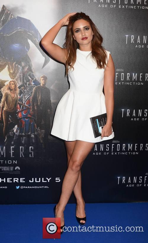 Transformers and Nadia Forde 1