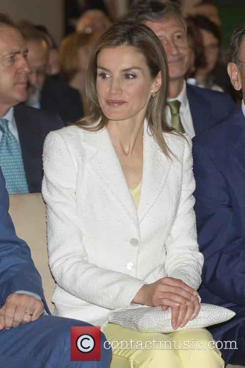 King Felipe and Queen Letizia
