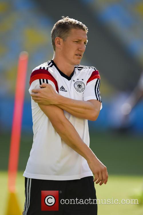 2014 FIFA World Cup - Germany Training
