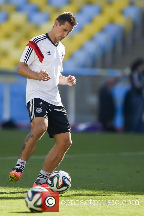 2014 FIFA World Cup - Germany Training