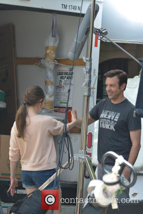 Jason Sudeikis and Alison Brie 14