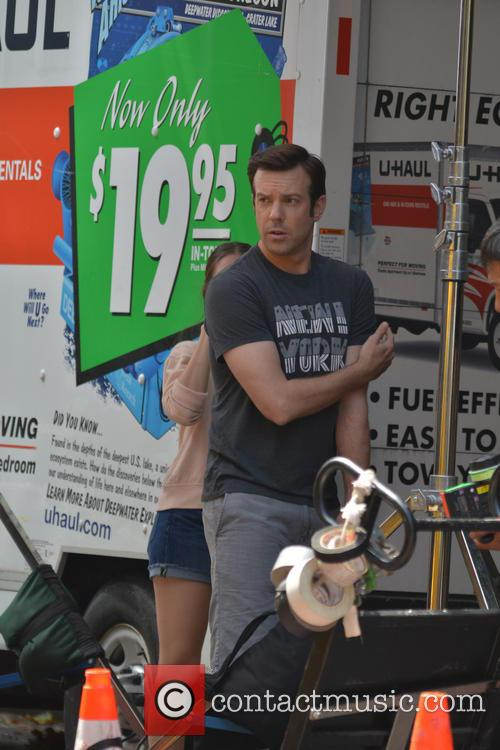 Jason Sudeikis and Alison Brie 24