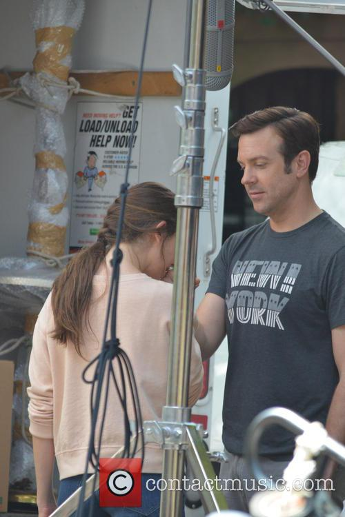 Jason Sudeikis and Alison Brie 25