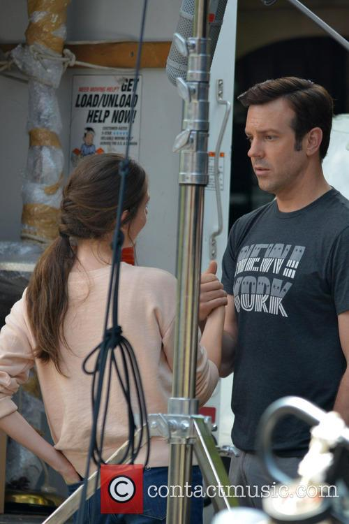 Jason Sudeikis and Alison Brie 30