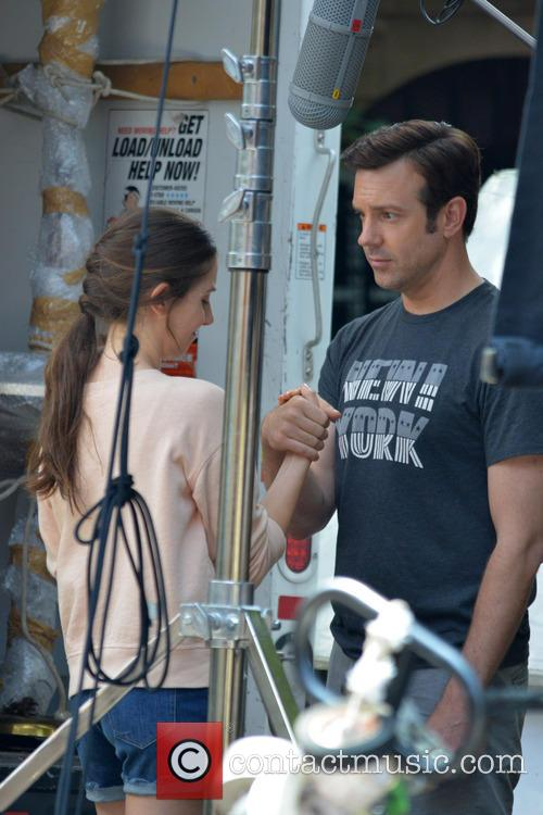 Jason Sudeikis and Alison Brie 40