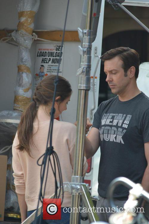 Jason Sudeikis and Alison Brie 45