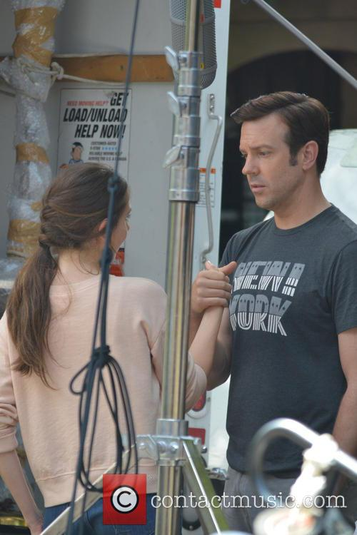 Jason Sudeikis and Alison Brie 46