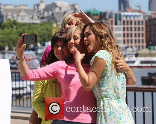 Loose Women, Coleen Nolan, Myleene Klass and Jane Moore 7