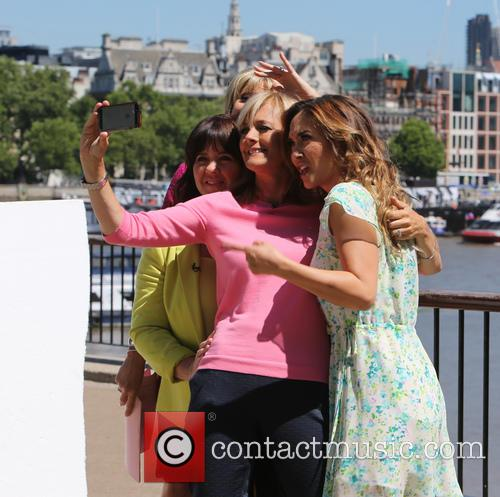 Loose Women, Coleen Nolan, Myleene Klass and Jane Moore 9