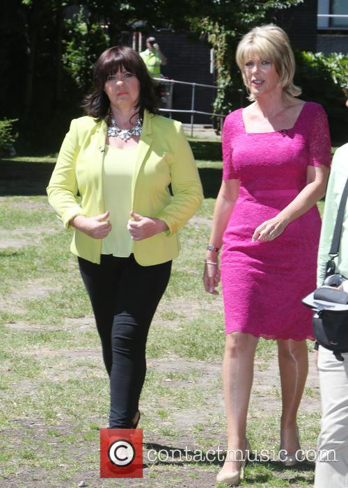 Loose Women, Coleen Nolan and Ruth Langsford 4