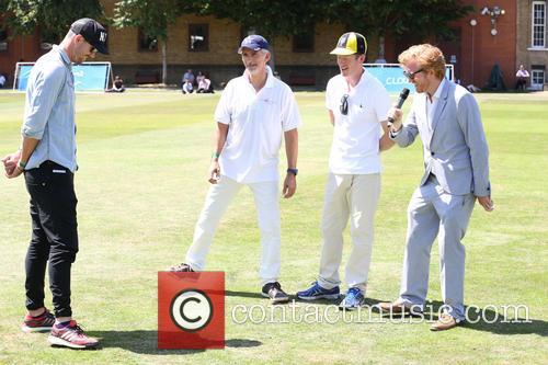 Race Week London charity cricket match