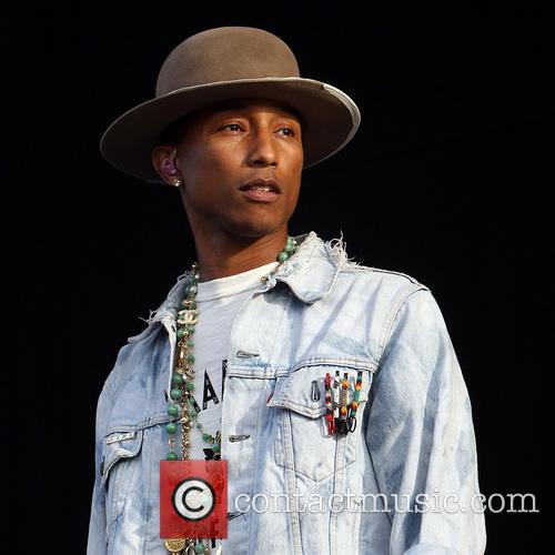 Pharrell Williams and Pharrell 2