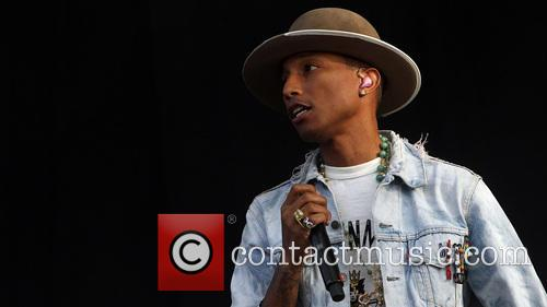 Pharrell Williams and Pharrell 12
