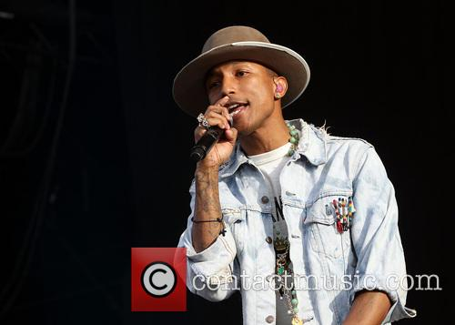 Pharrell Williams and Pharrell 13