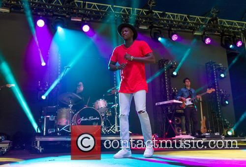 Jacob Banks at Wireless Festival