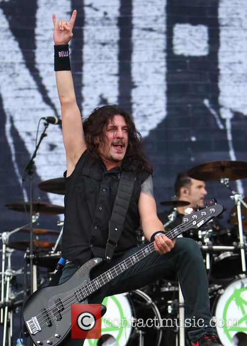 Anthrax and Frank Bello 4