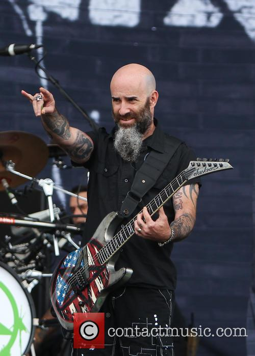 Anthrax and Scott Ian 6