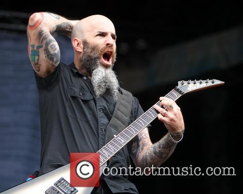 Anthrax and Scott Ian 1