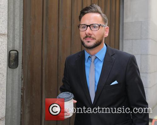 Glenn Mulcaire arrives at the Old Bailey to...