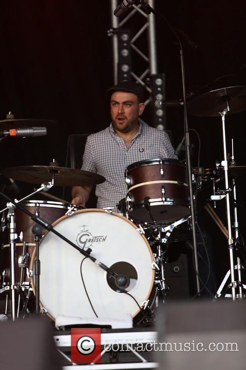 drummer hop farm festival day 1 4272024