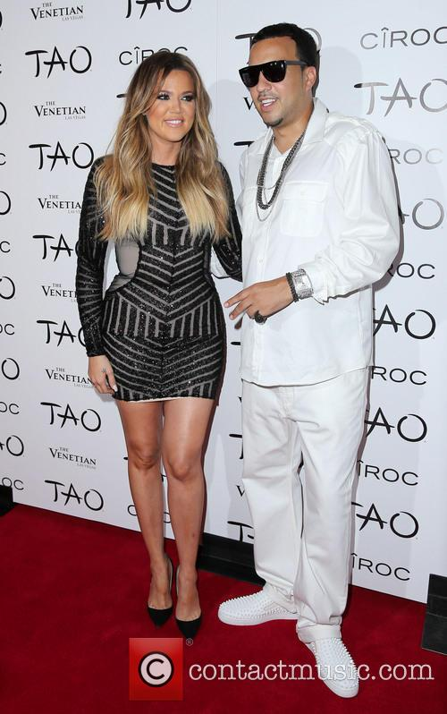 Khloe Kardashian and French Montana 7
