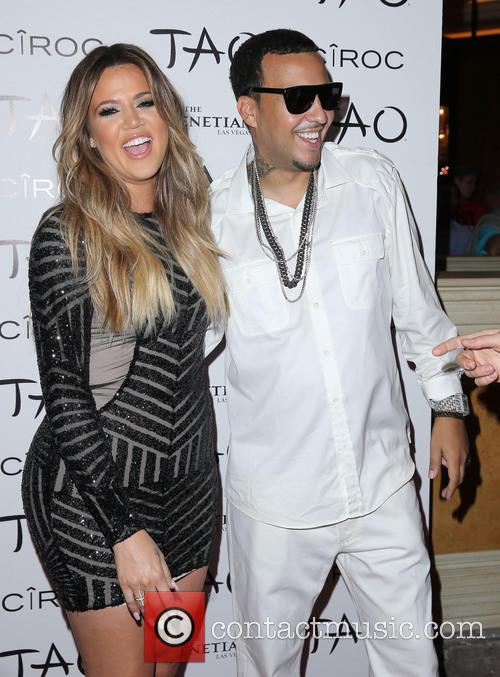 Khloe Kardashian and French Montana 9