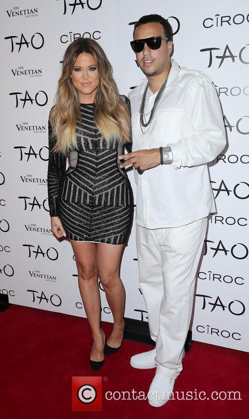 Khloe Kardashian and French Montana 5