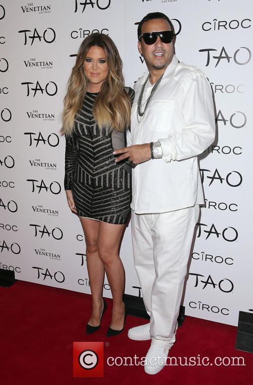 Khloe Kardashian and French Montana 10