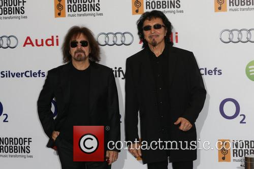Black Sabbath and John Iommi 2