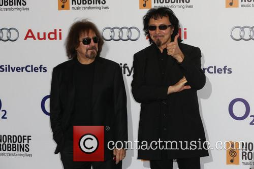 Black Sabbath and John Iommi 3