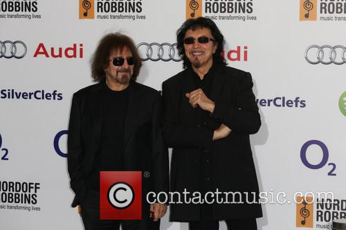 Black Sabbath and John Iommi 1
