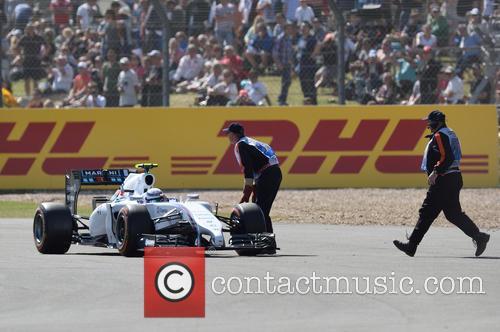 Silverstone F1 Grand Prix