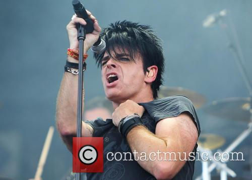 Gary Numan, Knebworth House