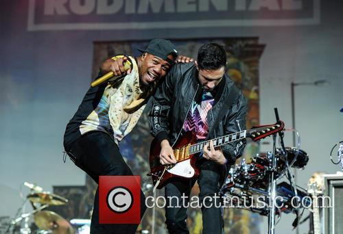 Dj Locksmith, Amir Amor and Rudimental 3