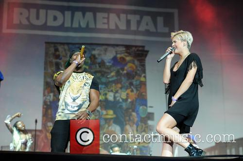 Dj Locksmith and Rudimental 4