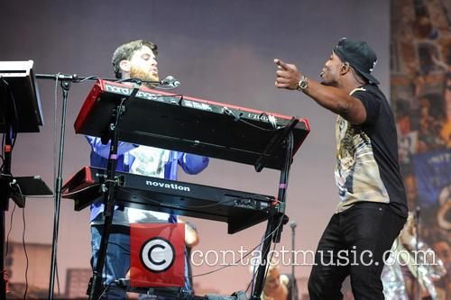 Dj Locksmith and Rudimental 6