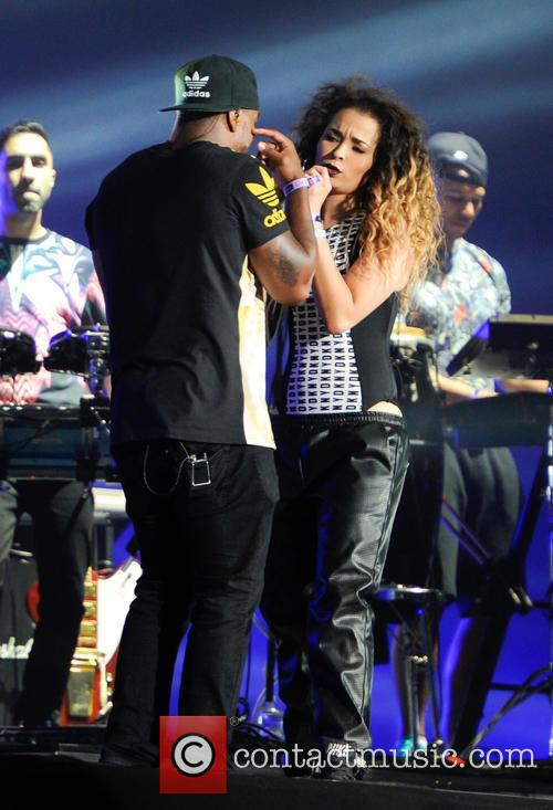 Ella Eyre, Dj Locksmith and Rudimental 6