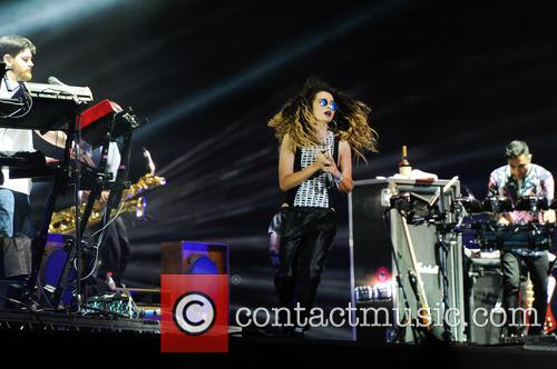 Ella Eyre and Rudimental 2