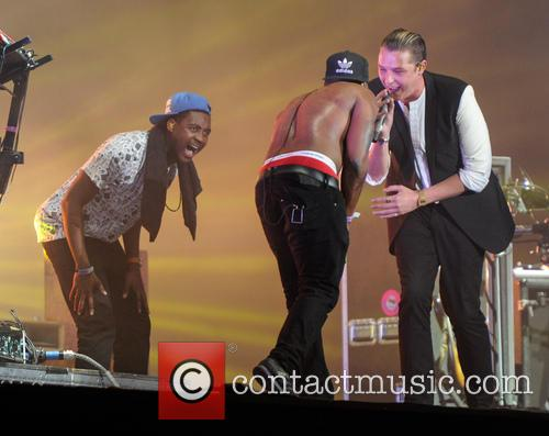 John Newman, Dj Locksmith and Rudimental 10