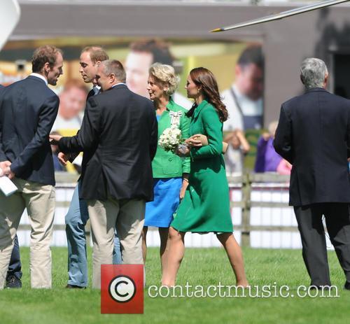 Kate Middleton, Prince Harry, Catherine Duchess Of Cambridge and Prince William Duke Of Cambridge