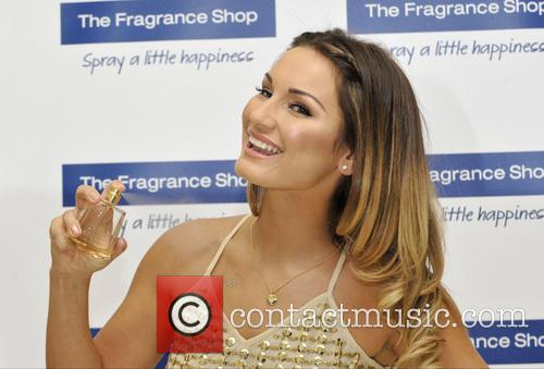 Samantha Faiers launches her signature fragrance La Bella